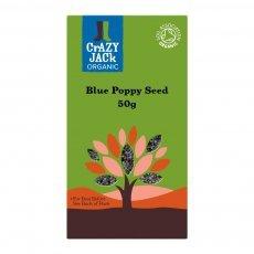 Crazy Jack Organic - Poppy Seeds - 50g