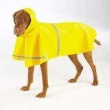 Guardian Gear Rain Jacket for Pets, XX-Small, Yellow