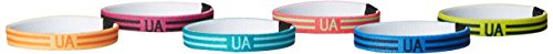 Price comparison product image Under Armour Graphic Mini Wrist Hairbands, One Size, Neo Pulse