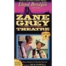 ZANE GREY Theatre - Vol. 4 - Time of Decision & This Man Must Die
