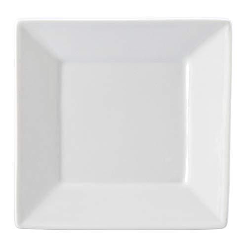 - BIA Cordon Bleu 905161S4SIOC Serveware Porcelain Rim Plates One Size White