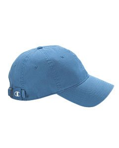 eball Cap, carolina blue, One Size (Brushed Cotton Logo Cap)