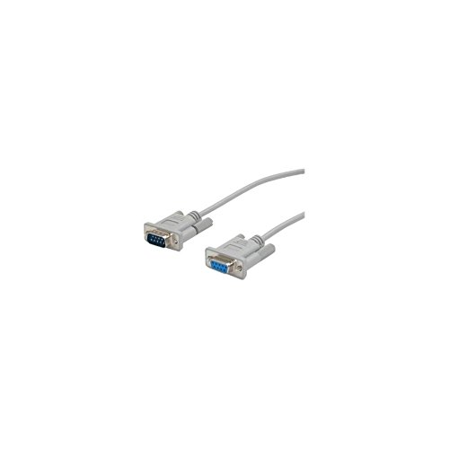 StarTech.com Straight Through - Serial extension cable - DB-9 (M) - DB-9 (F) - 15 ft - for P/N: ICUSB232HUB2