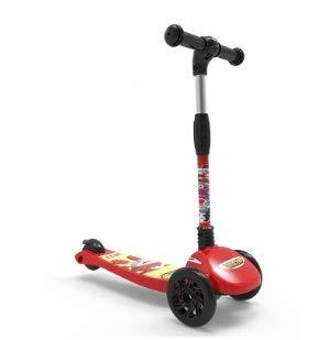 Amio Scooter Scooter desmontaje niños Scooter de Cuatro Ruedas Ligero Carro Elevador de Coche de Tres Ruedas patineta de Juguete: Amazon.es: Deportes y aire ...