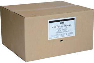 TRUSCO オイルドライシート380×480 TODS-3848 1箱(100枚)