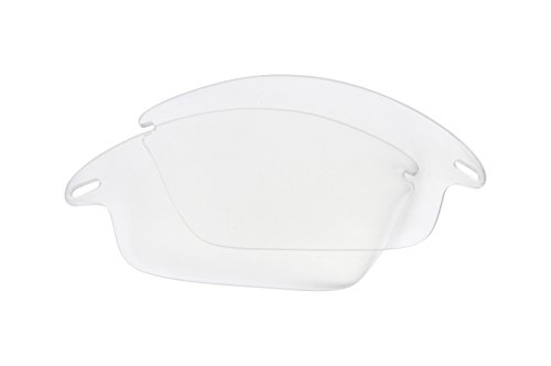 (Replacement Lenses Compatible with OAKLEY Fast Jacket Clear)