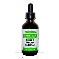 Muira Puama Extract - 2 oz, (Raintree Nutrition)