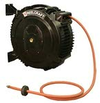 ReelCraft SCA3850 OLP S SERIES PVC REEL W/HOSE 1/2 X 50ft 232psi