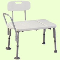 GF Health 7929 Imperial Collection Transfer Bench (Pack o...