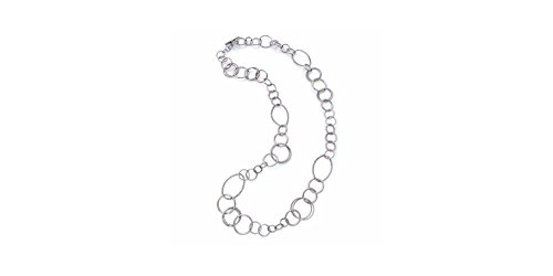 Zoppini Free Rings - Stainless Steel Necklace ()