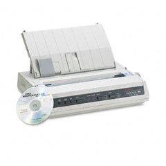 186 Okidata Oki 186 Printer IBM w/ Parallel&Usb