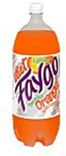 product image for Faygo diet orange soda, 2-liter plastic bottle