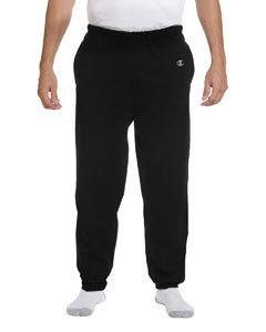 Champion Mens Cotton Max Fleece Pant