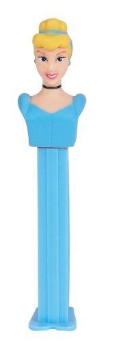 Disney Princess Cinderella Pez Dispenser with One Candy Refill by Pez Candy