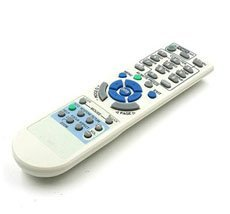 New Replacement Projector Remote Control Fit for RD-448E for NEC NP500 NP500C NP500+ NP500W+ NP500WS NP510+ NP510C NP510W NP510WS