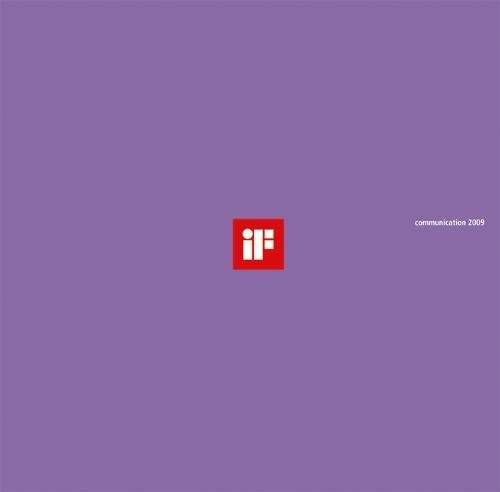 iF communication design award yearbook 2009 (iF yearbook communication)