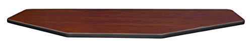 Regency Maple Desk - Regency TTIP6024CHPL Table Top for I-Promise Desks 60