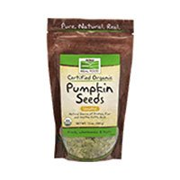 Certified Organic Pumpkin Seeds - Unsalted