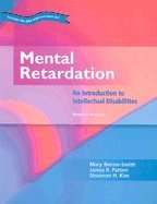 Read Online Mental Retardation - An Introduction to Intellectual Disabilities (7th, 06) by Beirne-Smith, Mary - Patton, James R - Kim, Shannon H [Hardcover (2005)] pdf epub
