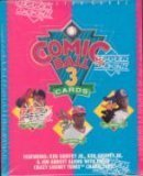 1992 Upper Deck Comic Ball Cards Series 3 Baseball Unopen...