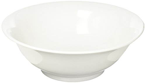 Maxwell and Williams Basics Lyon Bowl, 12-Inch, White ()