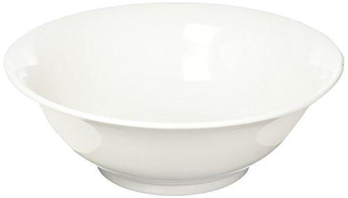 Maxwell and Williams Basics Lyon Bowl, 12-Inch, White