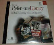 (Covey Reference Library Cd-rom)