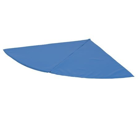 Wesco 156 65 in. Radius Padded Base Mat by Wesco