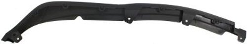 CPP Primed Front Driver Side Air Dam Deflector Valance Apron for Lexus IS250 IS350