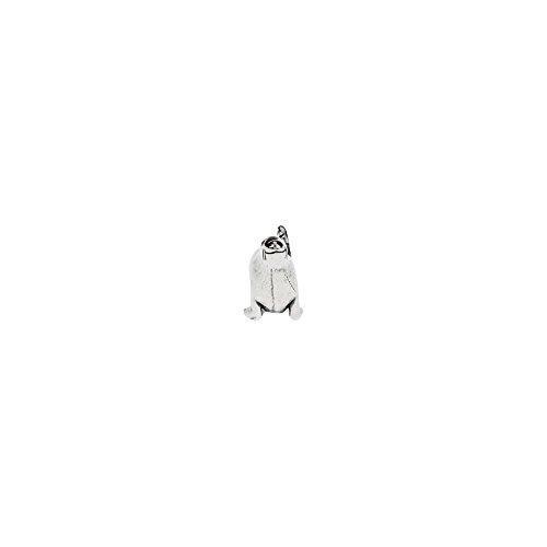 (Beautiful Sterling silver 925 sterling KeraSterling Silver Seal Bead)