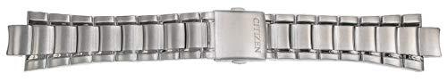 59-S04772 ORIGINAL GENUINE Citizen Paradigm Silver Tone Titanium for Men's Eco-Drive Watch BM7170-53E, BM7170-53L, CA0260-52E, CA0260-52H ()