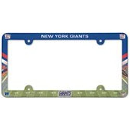 Ny Giants Front License Plate - Best Plate 2018