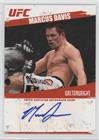 Marcus Davis (Trading Card) 2009 Topps UFC - Fighter Autographs #FA-MD