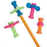 Fidget Pencil Toppers (4 -
