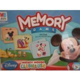 Memory Game - Mickey Mouse Clubhouse Edition