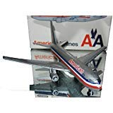 Schabak 907/29 1:600 Scale Diecast American Airlines Boeing 767 (American Airlines 767)