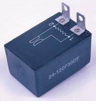 AMPERITE 24-120F30DF SOLID STATE FLASHER SPST-NO, 30FPM, 120V
