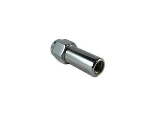Cragar SST Mag Lug Nut 1//2-20 with Center Washer Set of 20 Pcs
