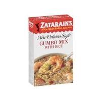 12-Pack Zatarain's Gumbo Mix (7 oz. Box)