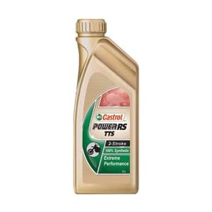 Castrol Power RS TTS 2T 100% Synthetic Oil - 1L. 12899