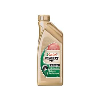 castrol power rs tts 2t 100 synthetic oil. Black Bedroom Furniture Sets. Home Design Ideas