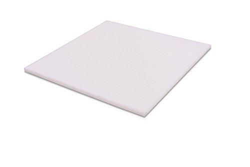- HDPE (High Density Polyethylene) Plastic Sheet 3/8
