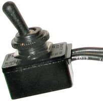 (NTE ELECTRONICS 54-130 SWITCH, TOGGLE, SPST, 10A, 250V (100 pieces))