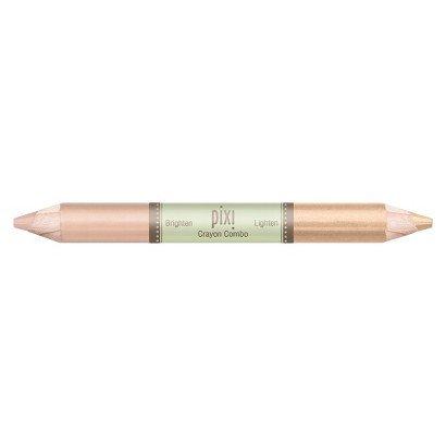 Pixi Crayon Combo Super-smooth, High-performance, Waterproof Eye Shadow Pencil (Pixi Crayon Combo Eye Shadow Pencil - Wide Awake)