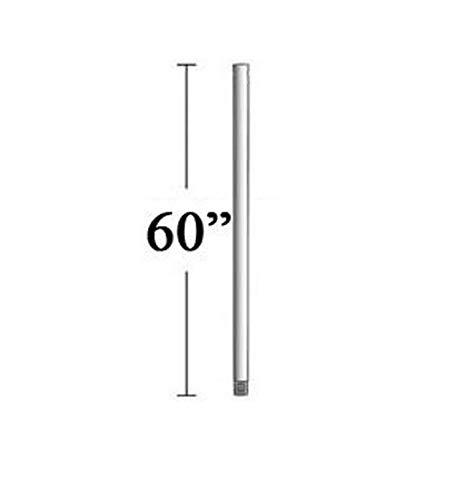 (Minka Lavery Minka Aire DR560-AS 60`` Down Rod)