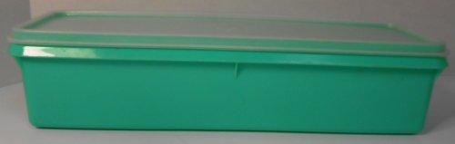 Vintage Medium Green Tupperware Celery Crisper Storage Container Keeper #892-3 13