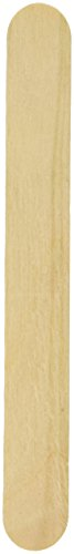 BAZIC Jumbo Natural Craft Stick, Wood, 50 Per Pack