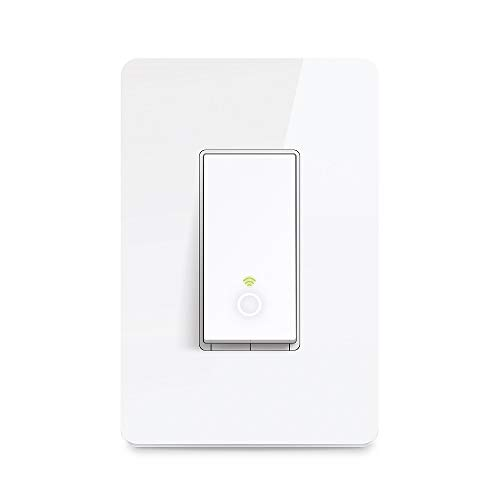 Kasa 3-way Smart Light Switch, WiFi Smart Switch Works with Alexa Echo & Google Home, No Hub Required, Neutral Wire Needed (HS210)