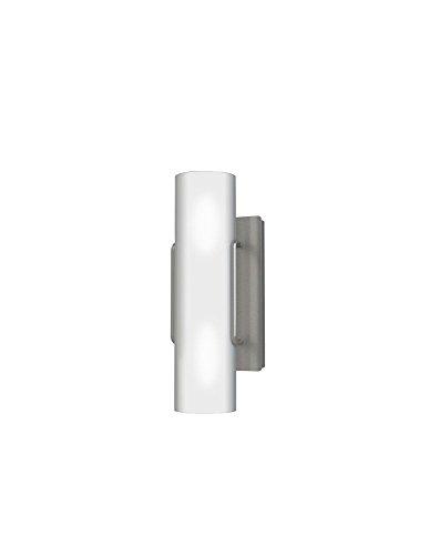 Series Vertical Vanity Light - Kendal VF6900-2L-SN NEXTRA Series 2 Light Vertical Bath Light, Satin Nickel