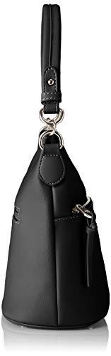 e Shoppers 3 5959 David Jones borse nero spalla Nero Donna a xqfI6nFwA